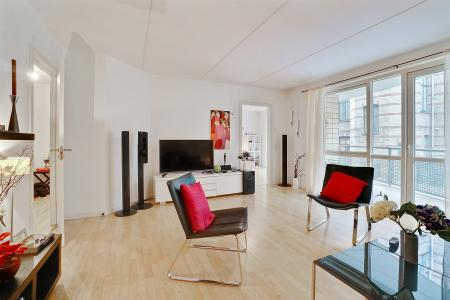 Centrally located and modern apartment